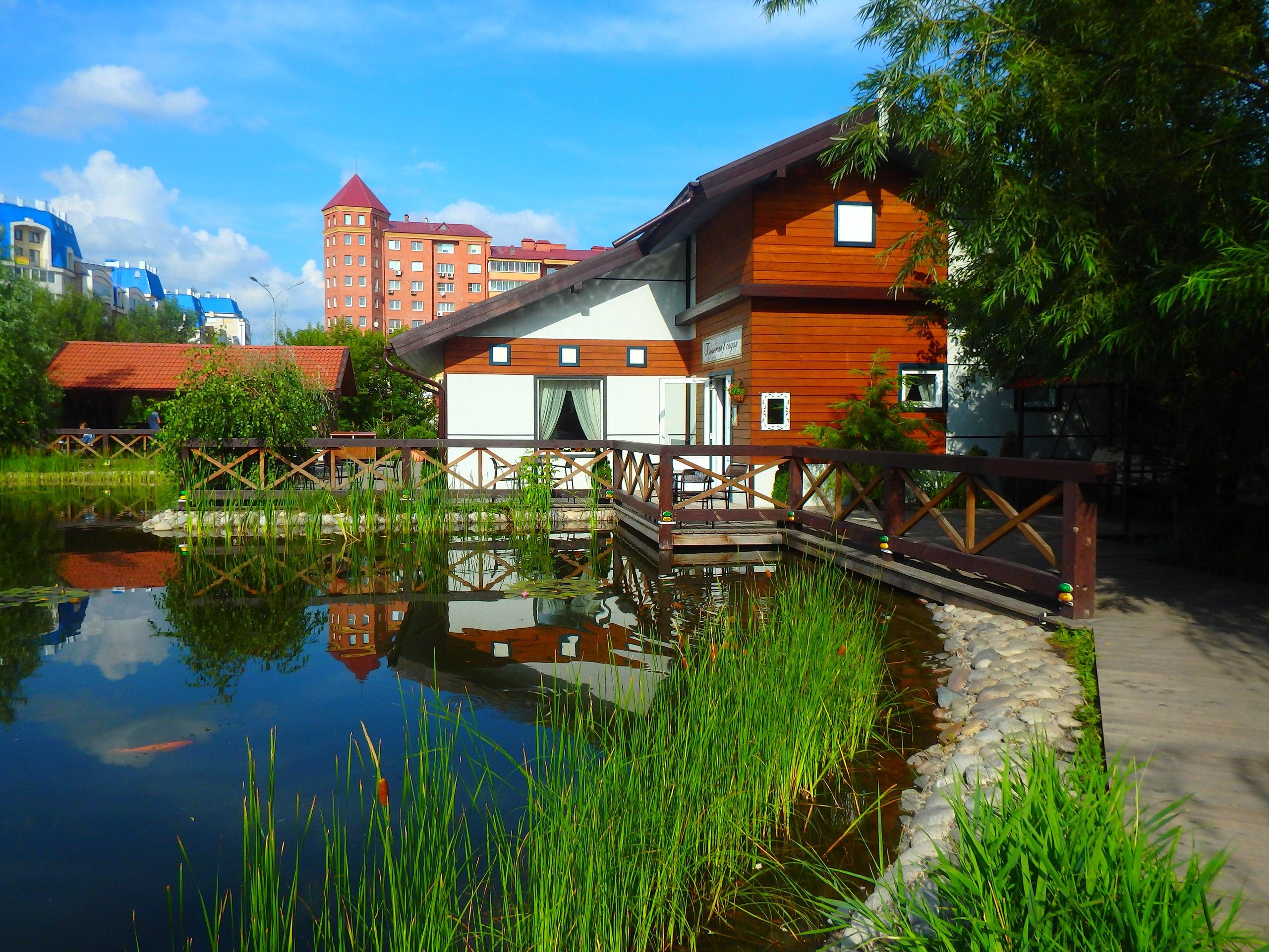 райские сады красноярск фото полуострове