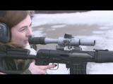 Корреспондент «Звезды» проверила качество винтовок и автоматов, поступающих на вооружение