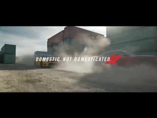 Музыка из рекламы Dodge - Brotherhood of Muscle (Vin Diesel) (США) (2017)