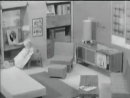 Barbie's Dream House 1962 Commercial. Дом Мечты Барби, старая реклама