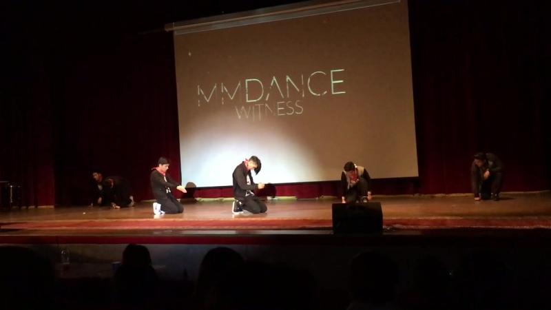 MMDANCE SDU's Idol 2016