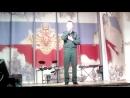 "Солист ВИА ""Солдаты удачи"": Николай Боровков - Журавли."