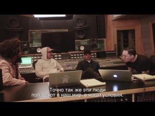 Major Lazer и Скриптонит пишут совместный трек (Diplo, Jillionaire & Walshy Fire)