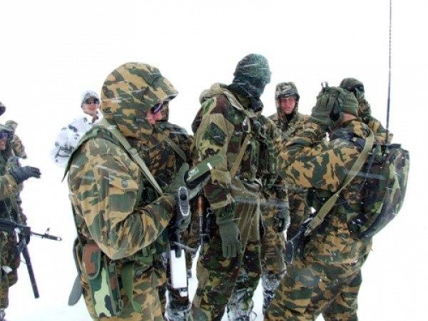В Зеленчукском районе прошла альпиниада для сотрудников силовых ведомств
