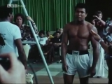 Muhammad Ali full training regime 1974 for George Foreman Part 1/3