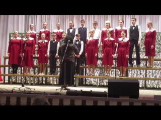 Старший хор Свято-Михайловского Собора, г. Ижевск -