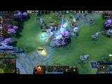 Финальная драка первой игры OG vs Team Secret @ SL i-League StarSeries S3