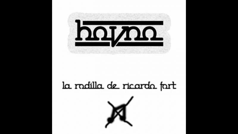 Hovno - La Rodilla de Ricardo Fort EP(Gorenoise)