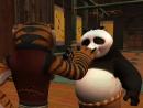 Тренеровка кунг-фу панды.уровень 3.