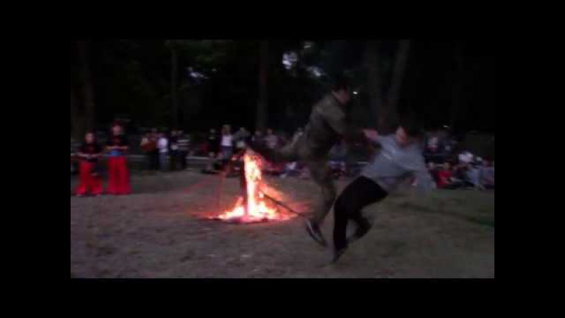 Fury Spirits - Fight Performance in the