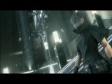 Final Fantasy XV FF Versus XIII Trailer (TGS 2010) - Saltillo HD (Noctis walks under fire)