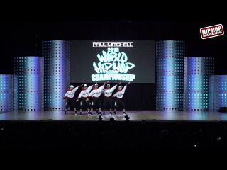 The Bradas - New Zealand @ #HHI2016 (Gold Medalist Adult Division)