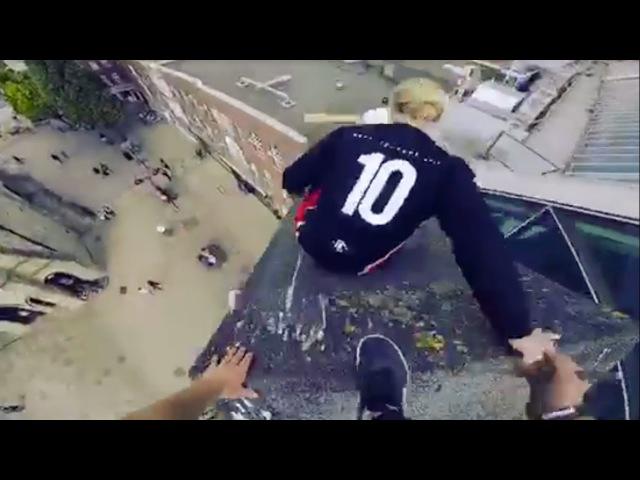 Rooftop Escape POV