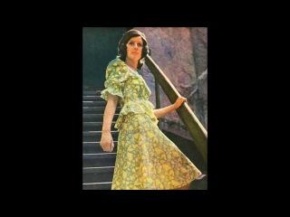Ретро журнал мод BANGA 1973