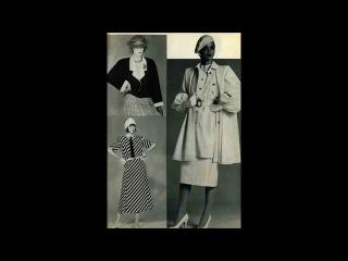Ретро журнал мод Ez a divat 1984 (апрель)