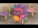 Малышарики - Новые серии - Автобус 69 серия Обучающие мультики для малышей 1,2,3,4 года