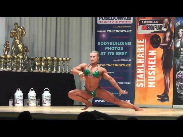 Gastauftritt auf der NAC Deutsche Meisterschaft Elena Shportun 2011