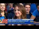 Aimee Carrero on 'Elena of Avalor' | Good Morning America Jul 11, 2016
