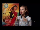 Interview w/ Aimee Carrero of Elena of Avalor, Disney's first Latina Princess