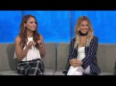 FOX Interview - Ashley Tisdale and Aimee Carrero (Young Sofia)