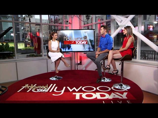 2014 08 21 Aimee Carrero Kristen Brockman 2