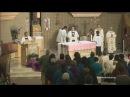 La santa Misa de La Virgen de Guadalupe 2015