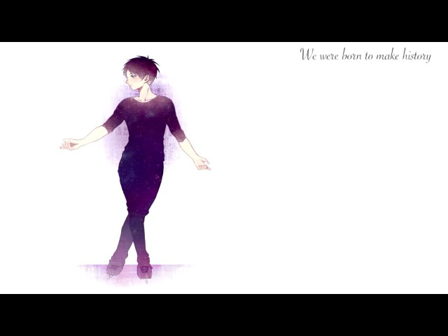 Lizz Robinett - History Maker | Yuuri on Ice Opening 1 | English Cover