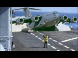World Amazing Refueling Gigantic Aircraft Carrier with Mililions $ of Oil