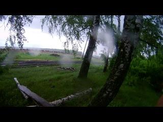 дождь !!!eken h9r ultra hd 4k