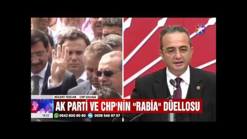 Ak Parti ile CHPnin Rabia Düellosu