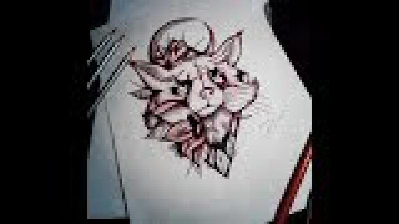 *Рисунок*акварельная бумага, тушь, цветные карандаши/Drawing*watercolor paper, ink, colored pencils*