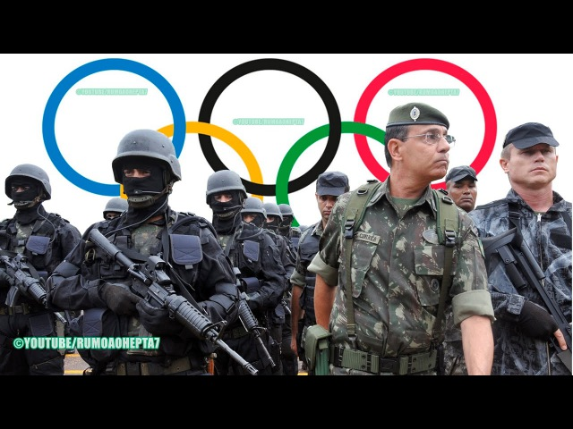 Exército Brasileiro Nos Jogos Olimpícos 2016: Missão Cumprida - Olympics 2016: Mission accomplished