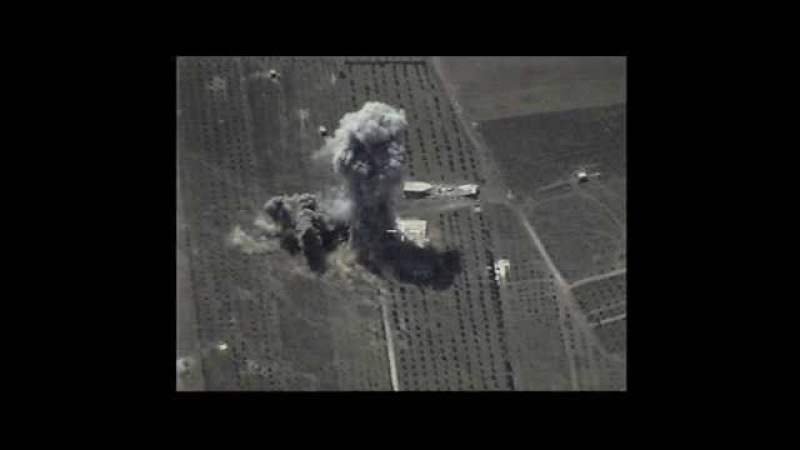 Пропавшая крылатая ракета нанесла удар по врагам России и превратила в пыль объ ...