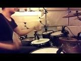 Buster Odeholm - Eternal Golden Monk (VILDHJARTA Drum Playthrough)