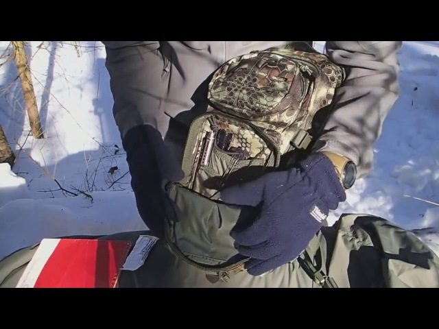 Обзор тактического рюкзака Mil-Tec US Assault pack Laser Cut small