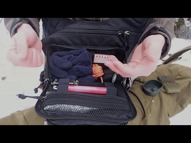 Обзор тактической сумки Kiwidition Moa