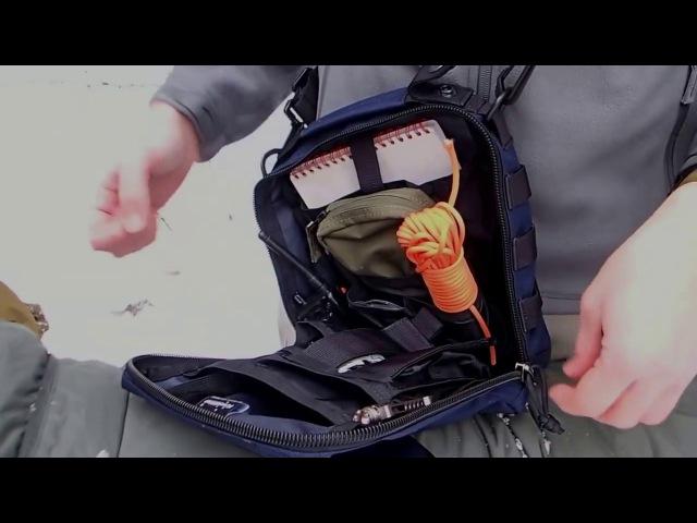 Обзор тактической сумки Wapi Kiwidition