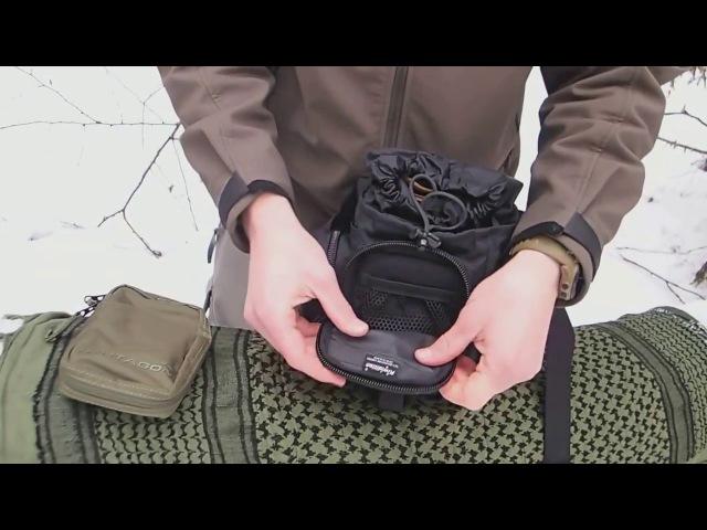 Обзор тактической сумки Kiwidition Moko