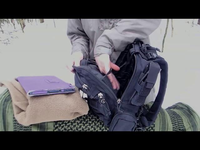 Обзор тактического рюкзака Kiwidition Tonga II