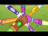 [RUS Sub / ♫] Legend You Are Meant To Be (MLP: EG4 - Legend of Everfree /SONG / Девушки Эквестрии 4)