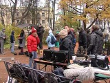 Улицы Ярославля стали местом съемок российской мелодрамы