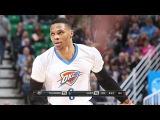 Обзор НБА Юта Джаз  Оклахома-Сити Тандер 24.01.17