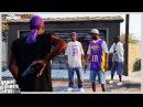 🔹GANG WAR!! JOINING BALLAS GANG (GTA 5 GANGSTER TURF WAR FUNNY MOMENTS)