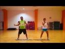 Love on me - Zumba Choreo by Flurim Anka