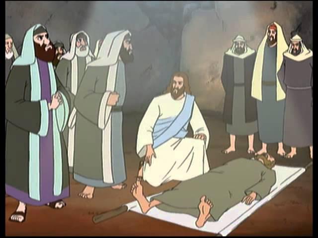 Великие Библейские герои и истории: 13. Чудеса Иисуса dtkbrbt ,b,ktqcrbt uthjb b bcnjhbb: 13. xeltcf bbcecf
