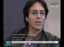 Итальянский певец Энрико Колонна выбрал столицу Чувашии для съёмок клипа