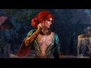 The Witcher 3 Wild Hunt - Triss Merigold Romance Love Sex Scene Alternative Look