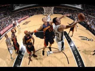 Manu Ginobili's Top 10 Impossible Shots of His Career! #NBANews #NBA #Spurs