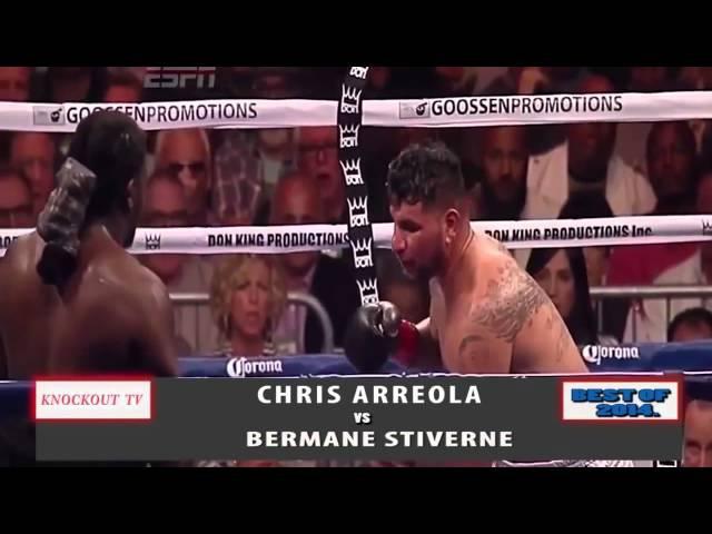 Профессиональный бокс. Лучшие моменты боев HBO 2015