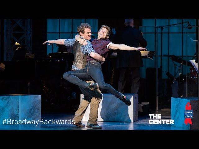 Sixteen Going On Seventeen Andrew Keenan-Bolger, Jay Armstrong Johnson - Broadway Backwards 2017